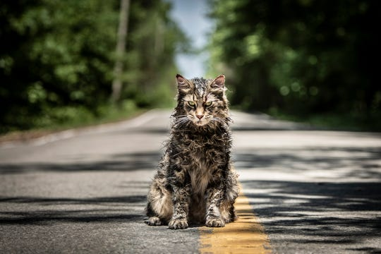 "Undead critters haunt the living in a remake of Stephen King's ""Pet Sematary."""