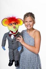 Ventriloquist Darci Lynne Farmer