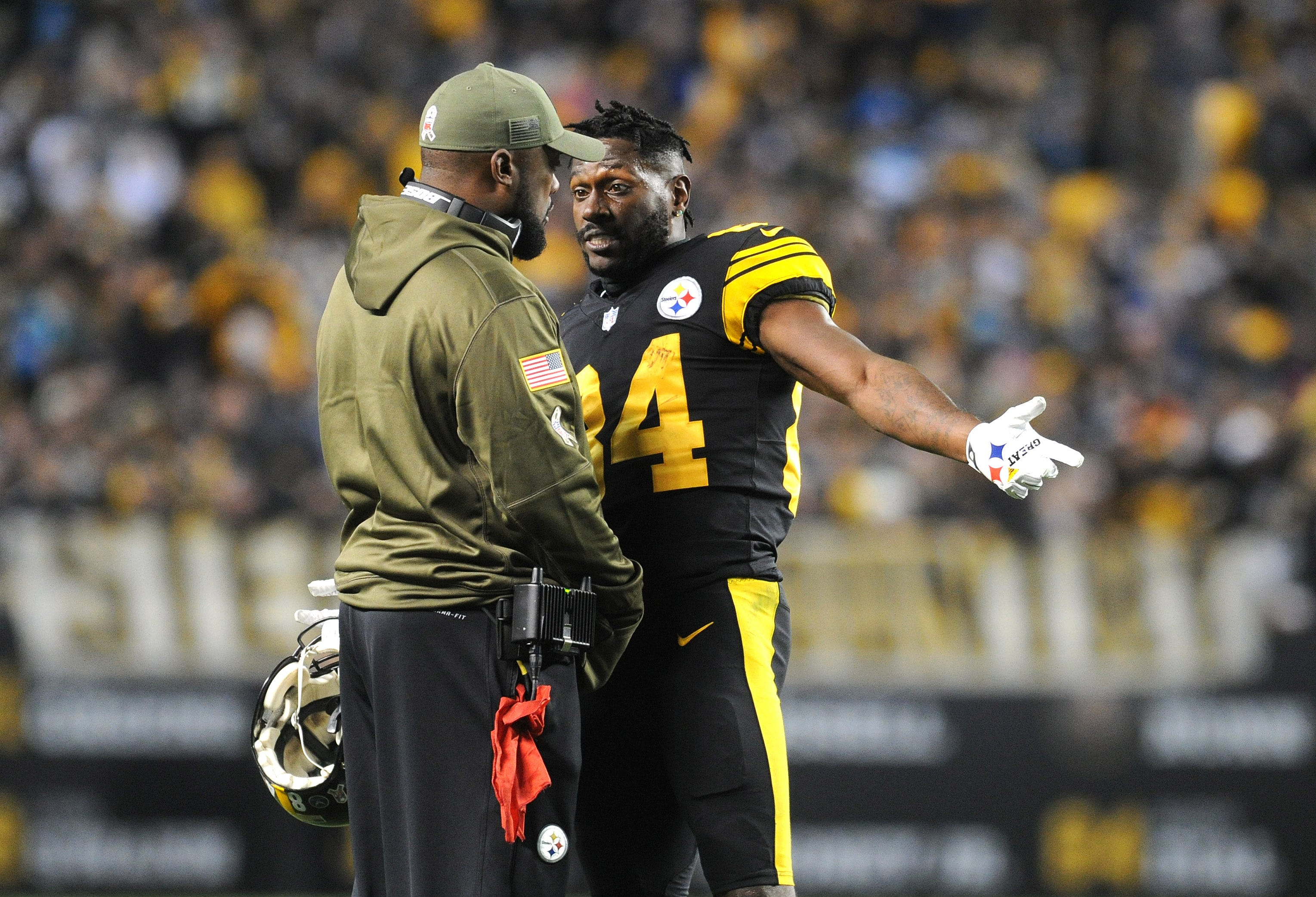 c81d8d72e Pittsburgh Steelers should trade Antonio Brown to one of 8 NFL teams