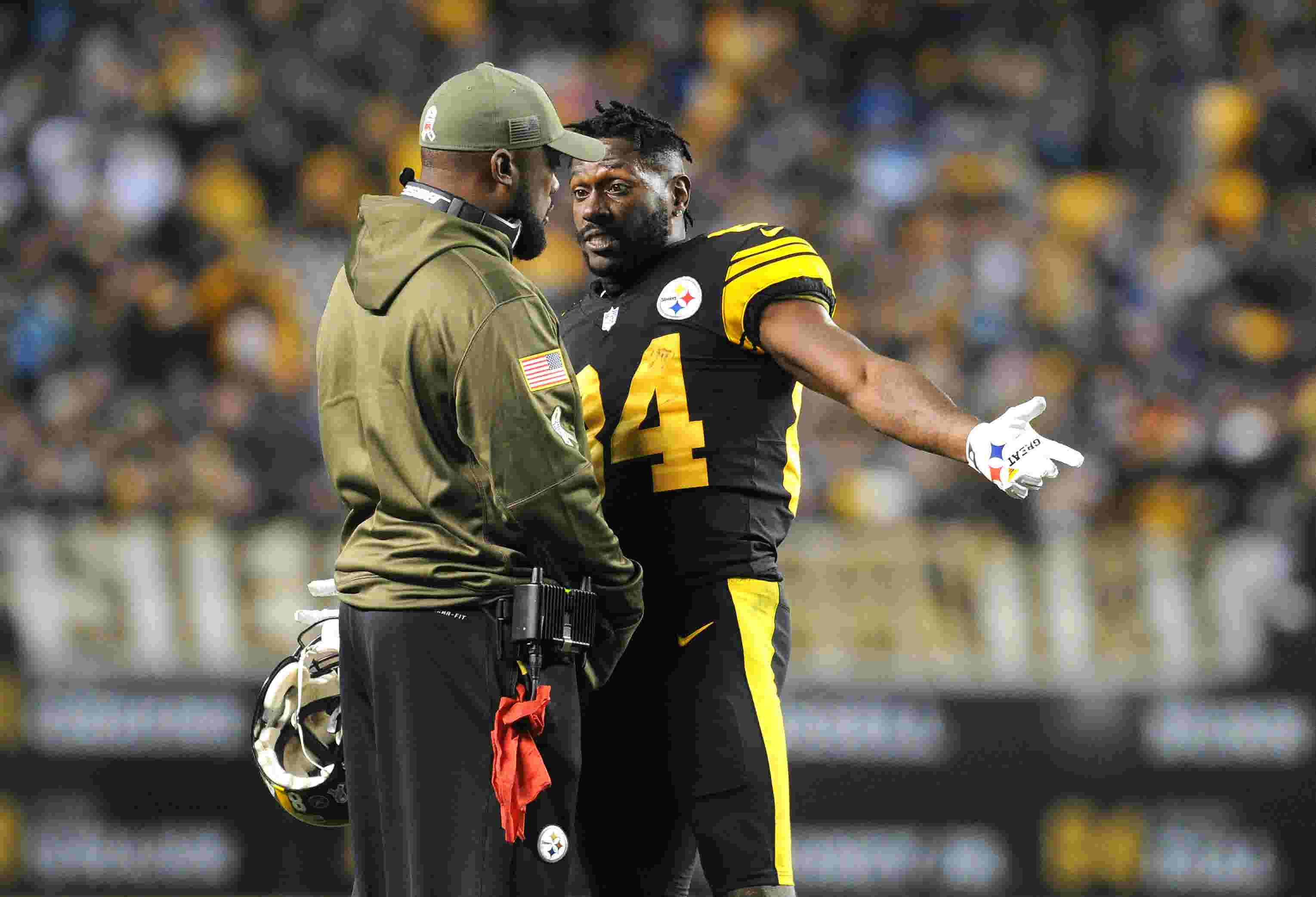 68ab88933 Pittsburgh Steelers should trade Antonio Brown to one of 8 NFL teams