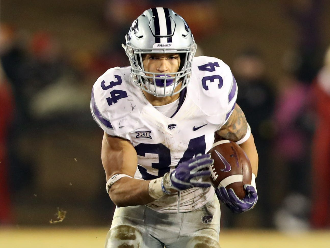 Alex Barnes, RB, Kansas State