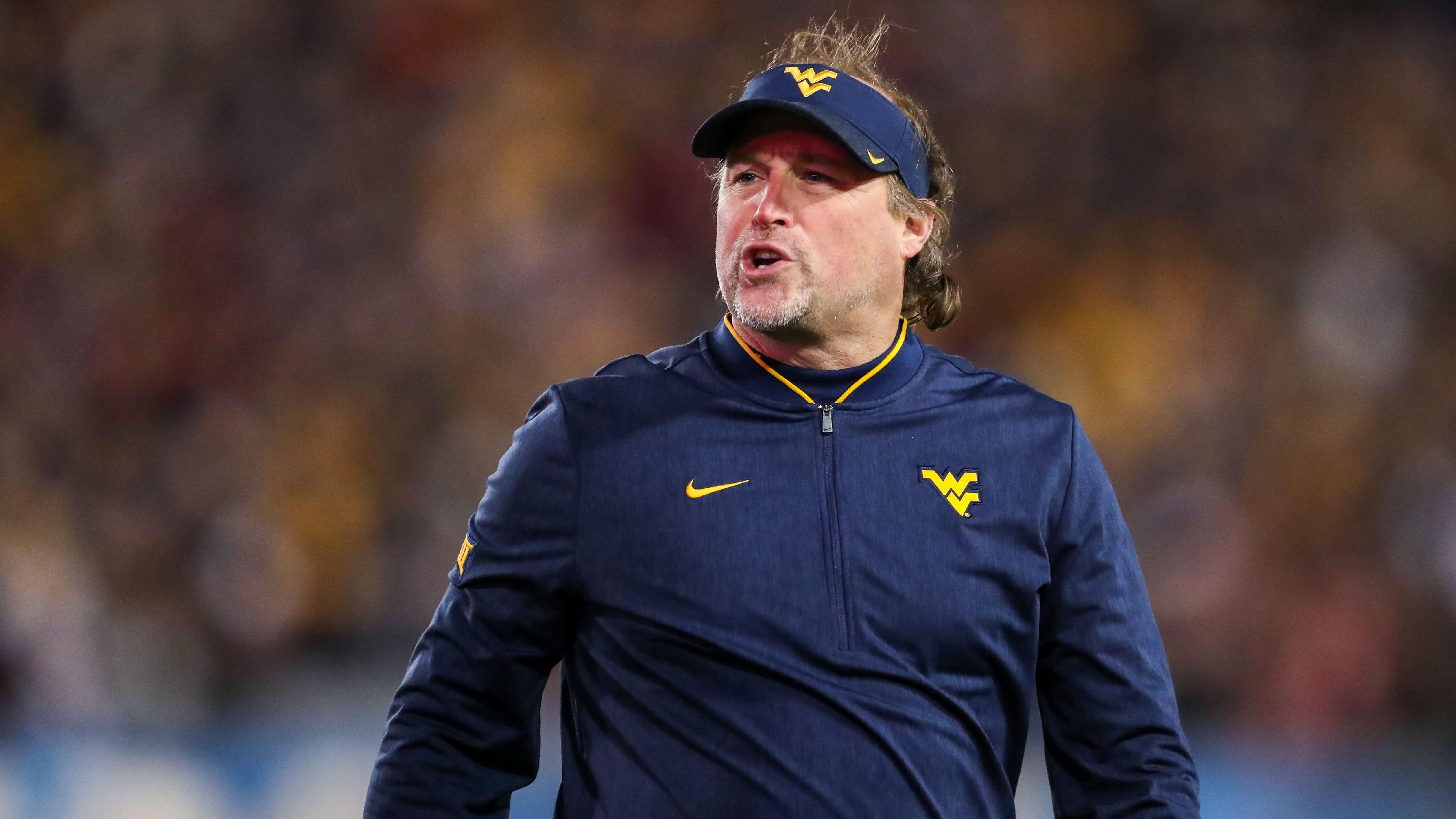 Houston Hires Dana Holgorsen As Football Coach From West Virginia