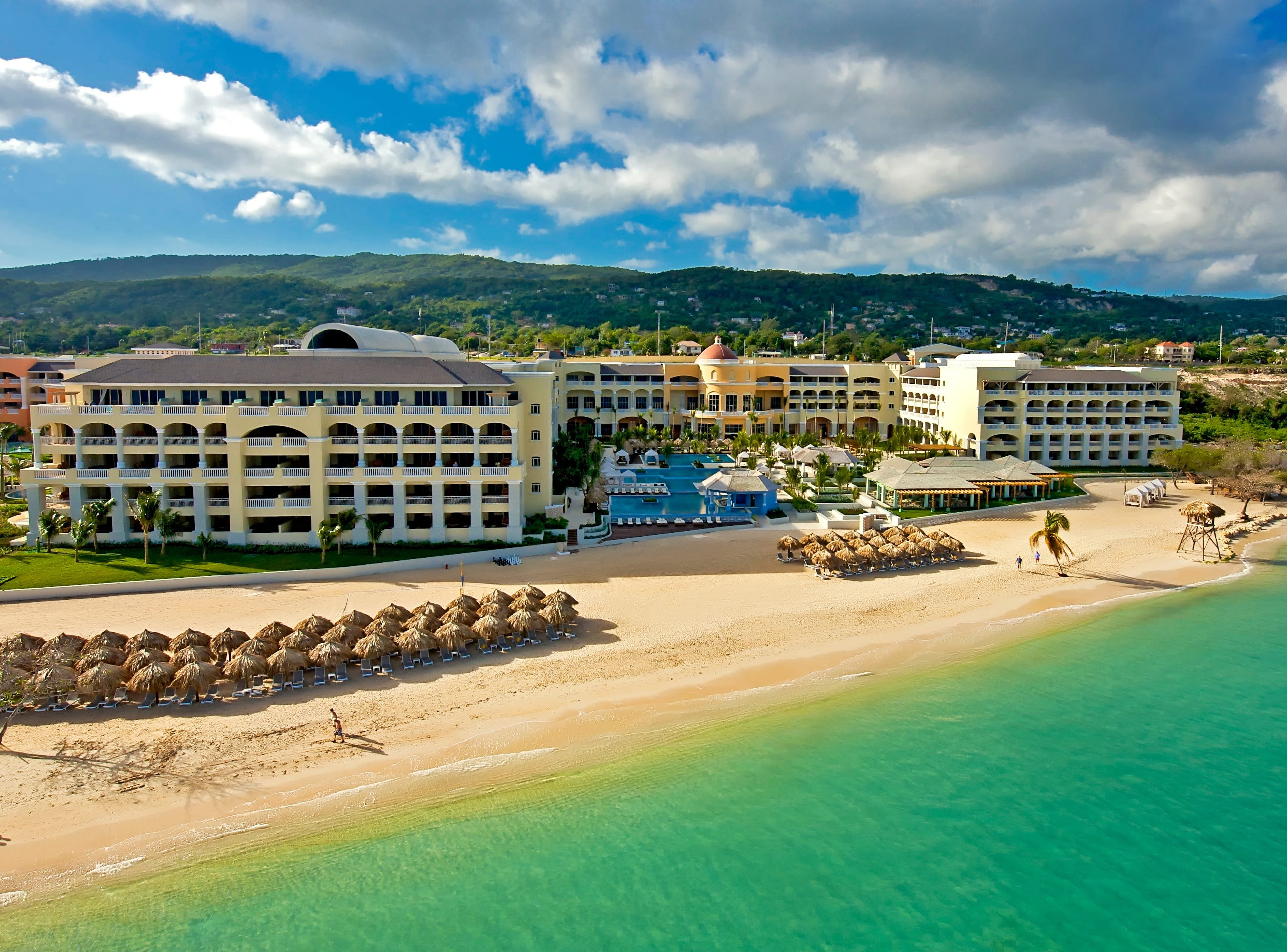 Montego Bay, Jamaica, is one of Travelzoo's top international destinations for January, with one-way flights starting at $233 from Washington, D.C.