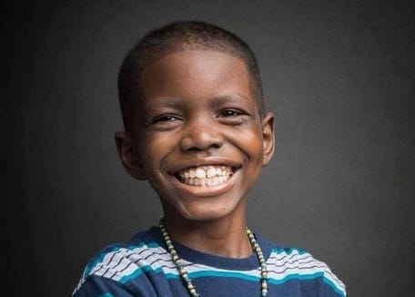 Cameron Scott, 9, finally gets to return to school full time, two years after lifesaving treatment for stage 4 brain cancer.