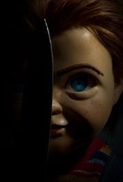 "Devil doll Chucky gets an upgrade in the new reboot of ""Child's Play."""