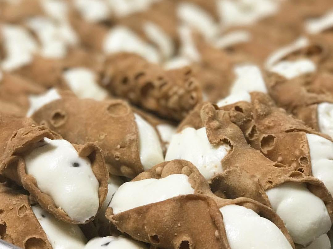 Cannoli are a specialty at Alfonso's Pastry Shoppe, a 59-year-old Staten Island bakery opening soon in Red Bank.