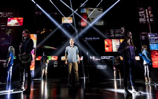 """Dear Evan Hansen"" remains a draw for audiences on Broadway."