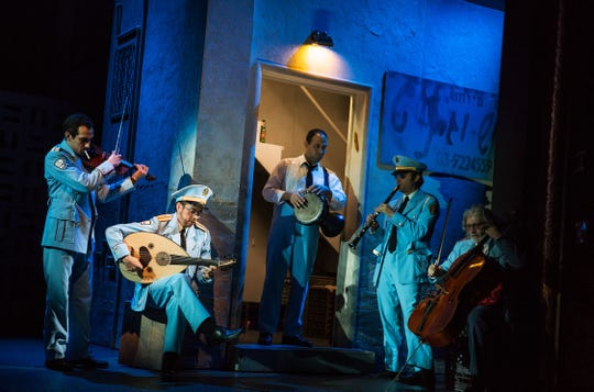 "You can still see Tony Award-winning musical ""The Band's Visit"" on Broadway."