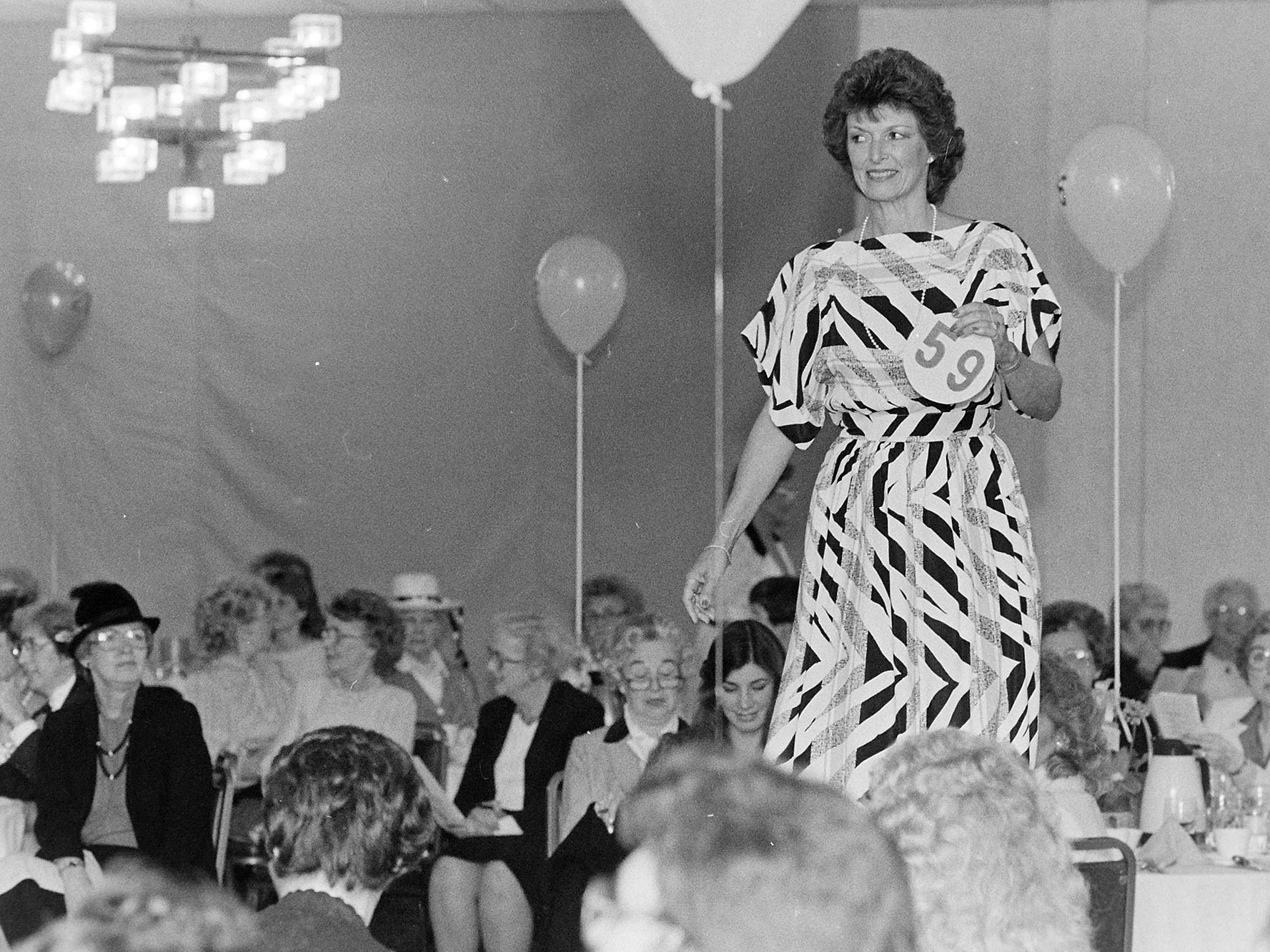 04/12/84Harrison Hospital Fashion Show