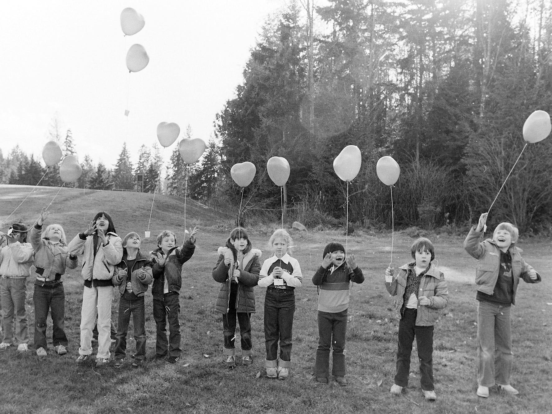 02/18/84Balloon Release