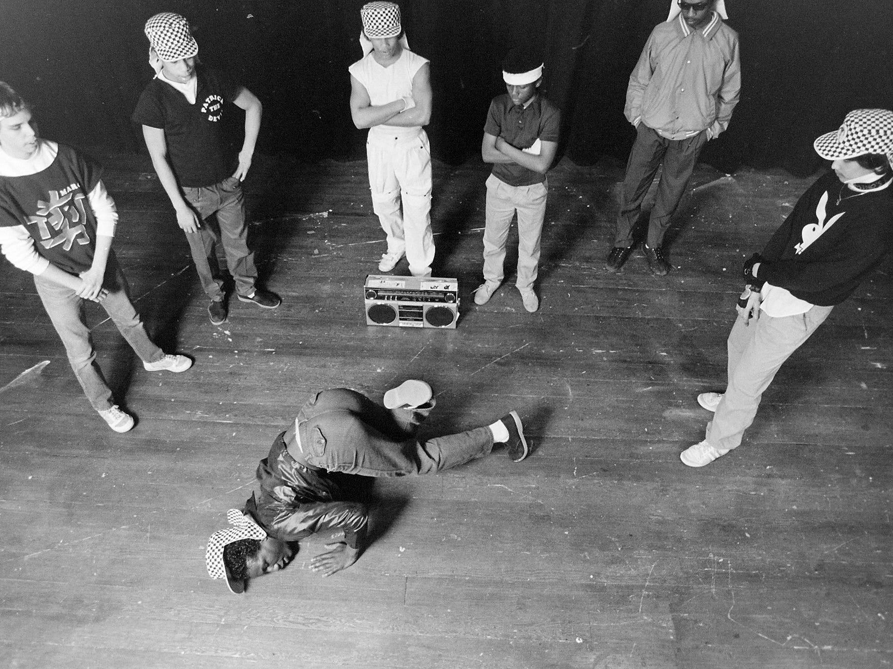 03/23/84Breakdancers