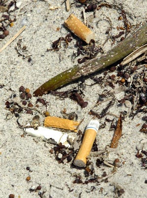 A bill by Florida Sen. Joe Gruters, R-Sarasota, would ban smoking on beaches in the Sunshine State.