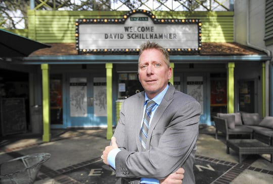 David Schillhammer is taking over as executive director of the Brevard Symphony Orchestra.