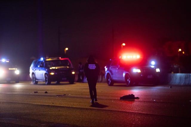 Medical examiner IDs pedestrian killed on I-37