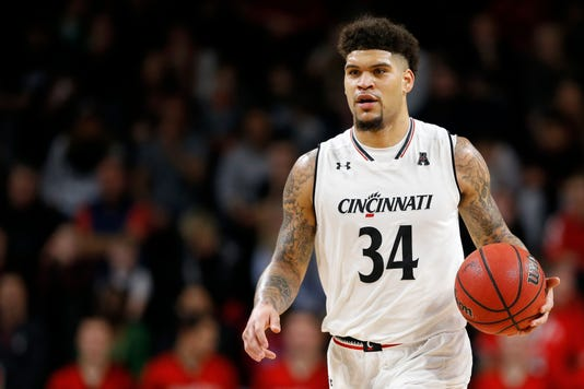 Tulane Green Wave At Cincinnati Bearcats