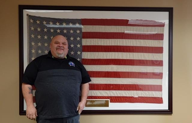 Frank Morrow is the new executive director of the Clermont County Veterans Service Commission.