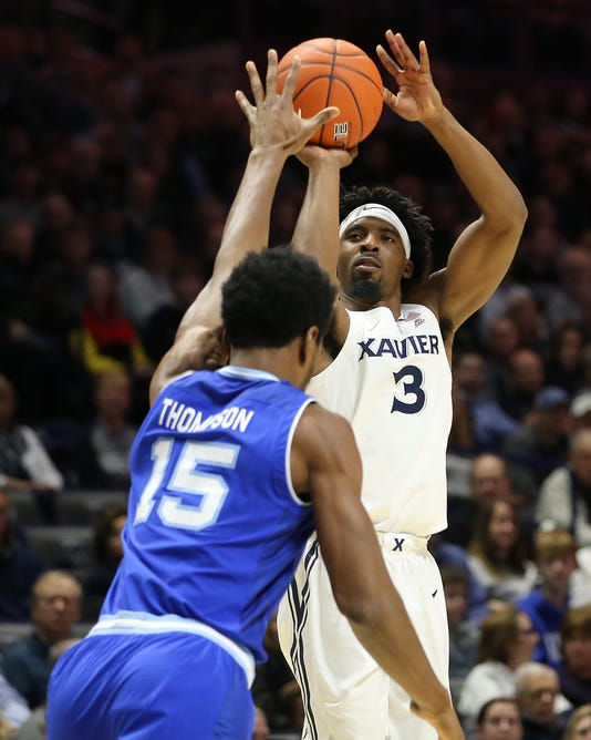 Seton Hall Pirates At Xavier Musketeers 01 02 2019