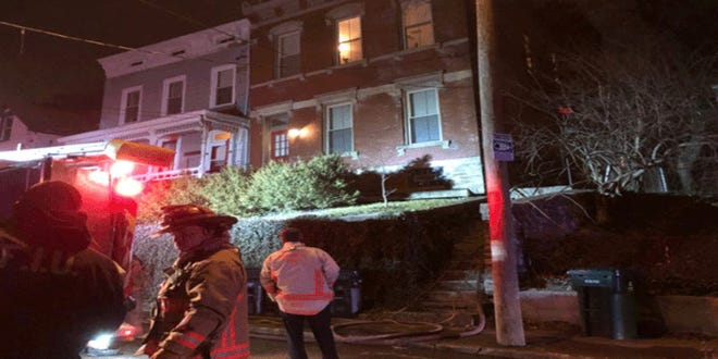 - Several cats died in a Sedamsville apartment fire early Thursday, Cincinnati fire officials said.