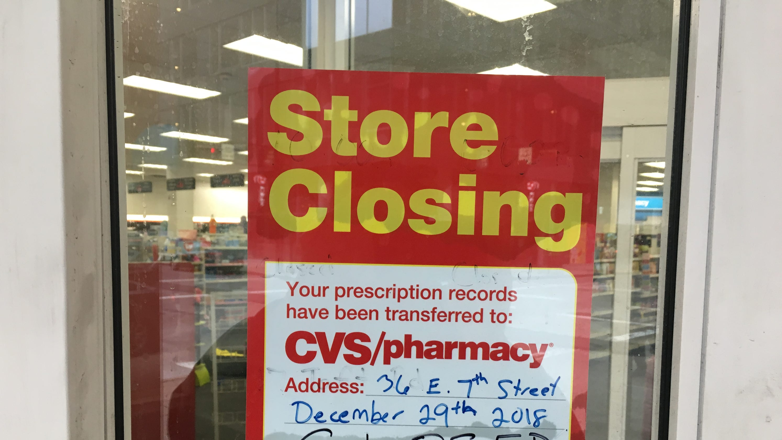 downtown cvs closed developer eyeing new fortune 100 tenant