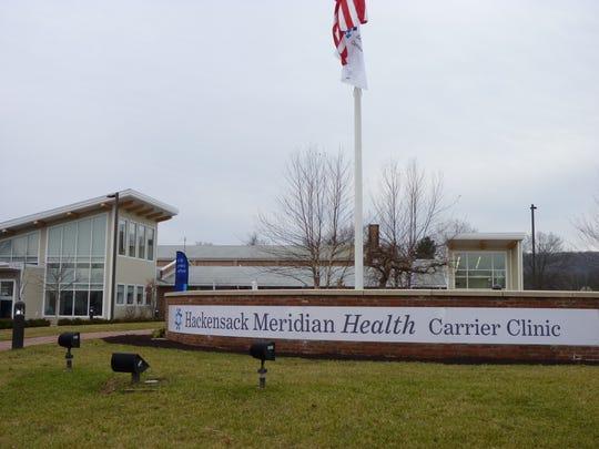 Hackensack Meridian Health Carrier Clinic in Belle Mead.