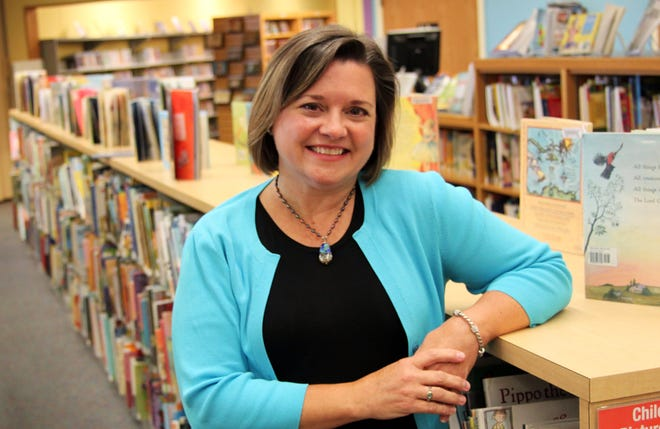 The Somerset County Library System of New Jersey (SCLSNJ) now offers Creativebug, an online learning platform for arts and crafts workshop and technique videos. Pictured is Linda Tripp, SCLSNJ collection development librarian.