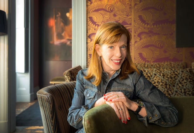 "Susan Orlean is the author of ""The Library Book."""