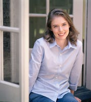 Author Madeline Miller will speak at the 2019 AViD author series put on by the Des Moines Public Library.