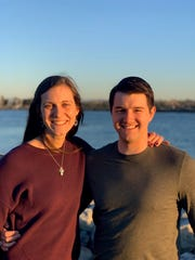 Iowa City newlyweds Amanda McLearn-Montz and Ian Buchta, both 25, had to scramble to change their wedding venue after the partial government shutdown thwarted their plans to marry in California's Cabrillo National Monument Park.