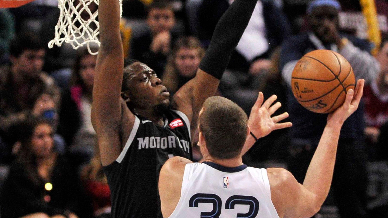 c4a707783fd Detroit Pistons flex defensive muscle in win at Memphis