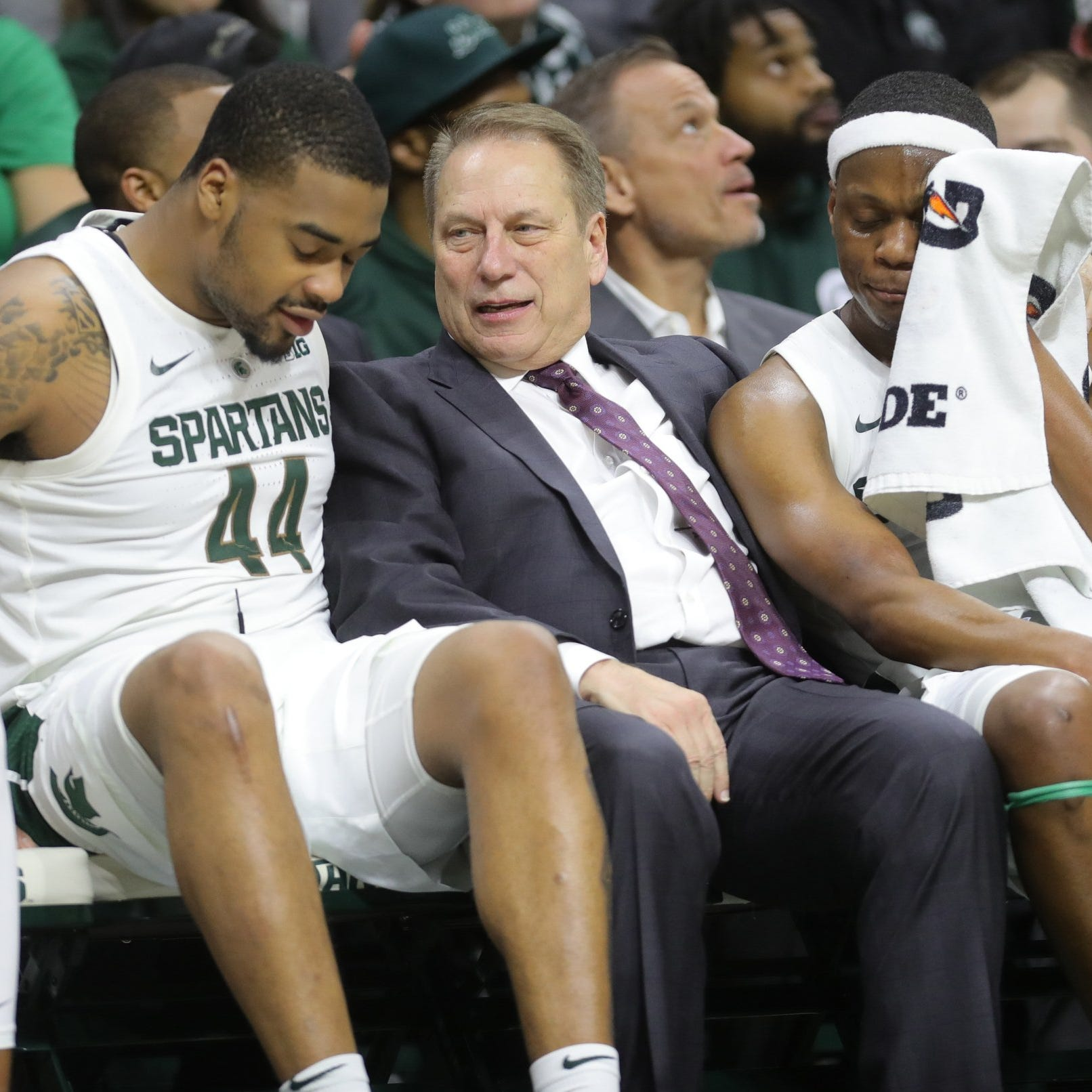 Michigan State's Cassius Winston, Nick Ward encouraged to get draft input
