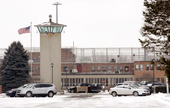 Authorities reported a death at the Federal Correctional Institution, Milan, on Thursday, Jan. 3, 2019.
