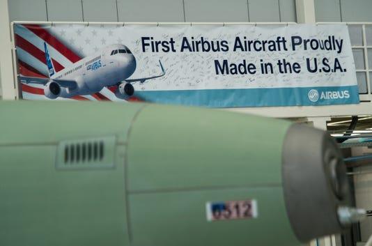 Us France Aerospace Company Airbus