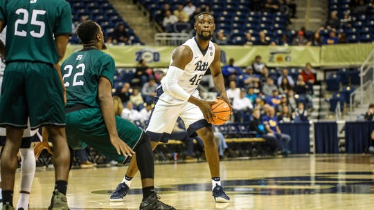 Former Pittsburgh center Peace Ilegomah was a three-star recruit in the Class of 2017 out of Montverde (Fla.) Academy.