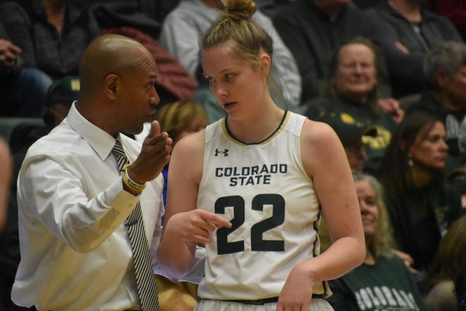 The CSU women's basketball team will host Fresno State at 2 p.m. Saturday.