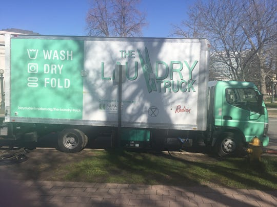 The Laundry Truck, based in Denver, got started in April 2017. The idea inspired a Fort Collins man to try to establish the Northern Colorado Laundry Truck by fall of 2019.