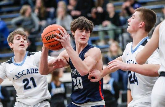 Plainfield Beats Cascade In 2019 Hendricks County Basketball Tournament