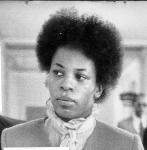 "Debra ""Denise"" Brown death row inmate. File photo from April 15 1985"