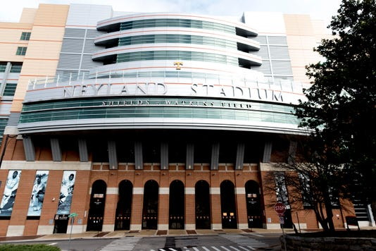 University Of Tennessee Building