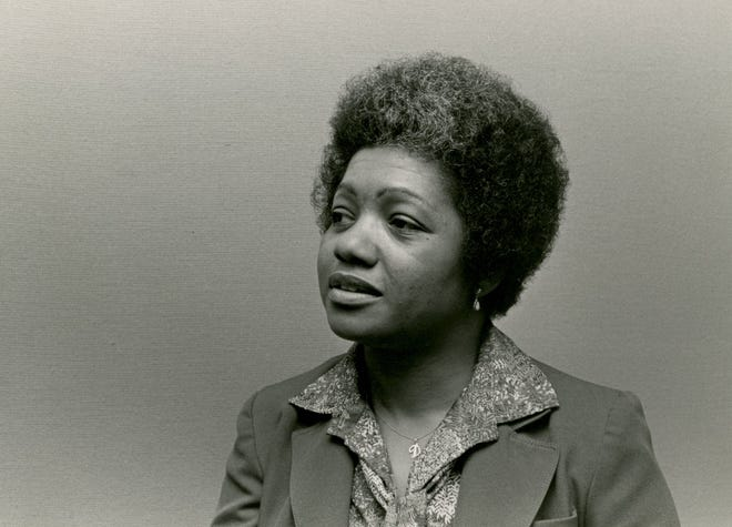 Crawford in a 1980 picture from the News Sentinel archives.