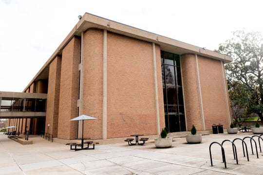 Every freshman will have a class in the Humanities and Social Sciences building.