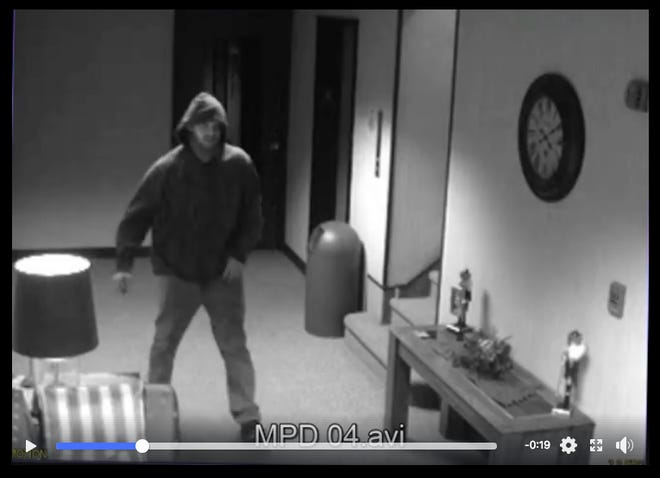 The Maryville Police Department is asking for the public's help in identifying the subject of a video from an incident in early December.