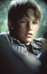 """Brad Renfro in """"The Client,"""" 1994."""
