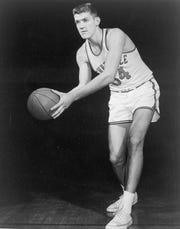Tennessee basketball player Gene Tormohlen