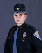 Indiana State Trooper Daniel Organ