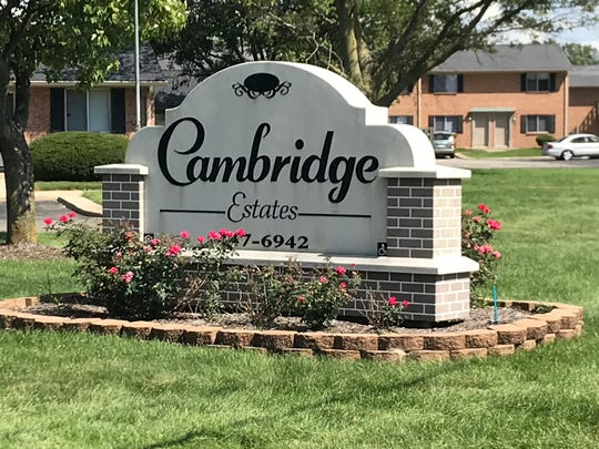 Cambridge Estates apartments file