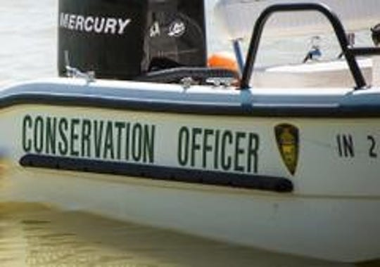 Indiana Conservation officer (water rescue) file (not for print; only online)