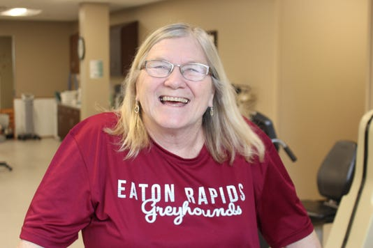 School bus driver Paula Schultz credits her entire care team at McLaren Greater Lansing for helping her feel comfortable after her surgery.