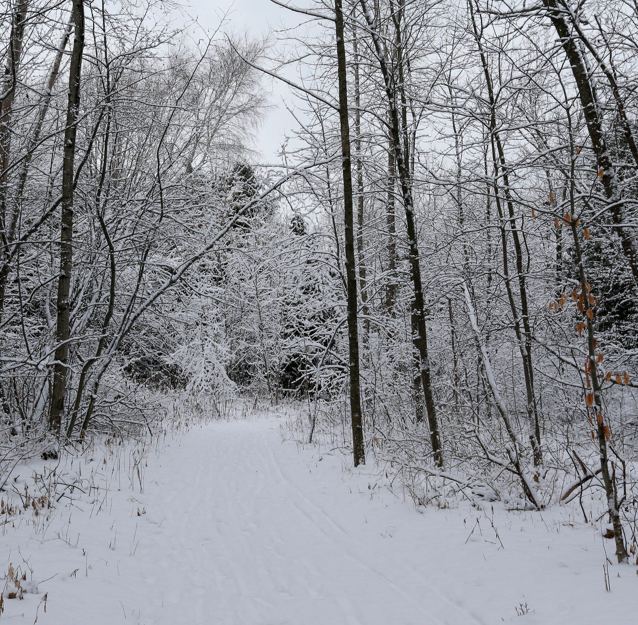 January in Wisconsin: Ice fishing, frostbitten fingers and sledding | Nancy Drury