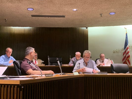 City Council approves income tax ballot issue