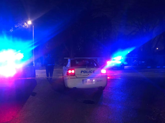 One person is dead after being shot by police in Whitehaven on Wednesday night.